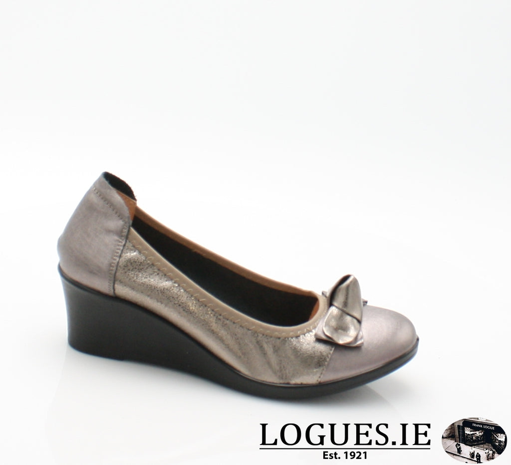 SERENA INEA S/S 18-Ladies-INEA SHOES-PLATINS-36 = 3 UK-Logues Shoes