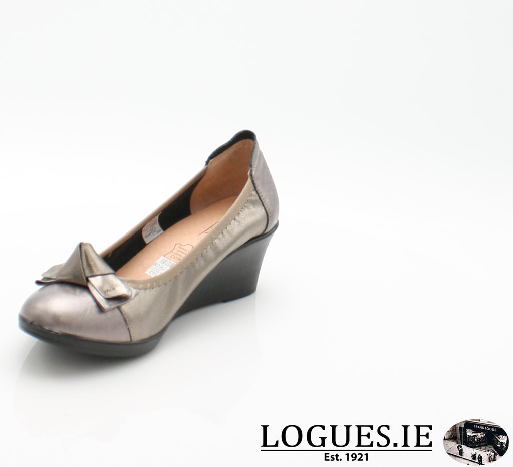 SERENA INEA S/S 18-Ladies-INEA SHOES-PLATINS-38 = 5UK-Logues Shoes