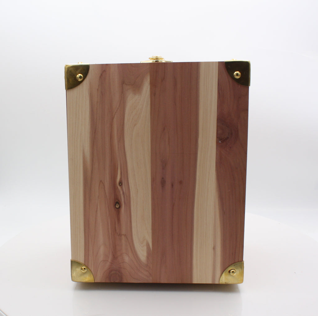 LARGE  CEDAR BOX ( EMPTY)