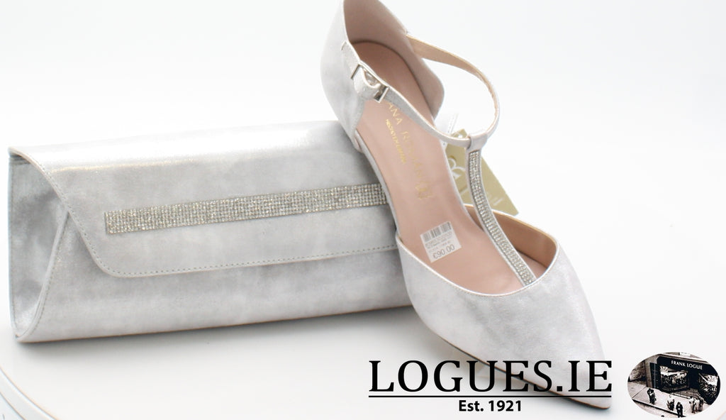 NORMAN ANA ROMAN-Ladies-ANA ROMAN SHOES-PLATA 17004-36 = 3 UK-Logues Shoes