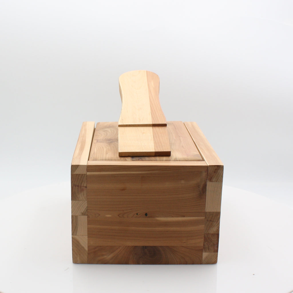 SMALL CEDAR GIFT BOX SET 3