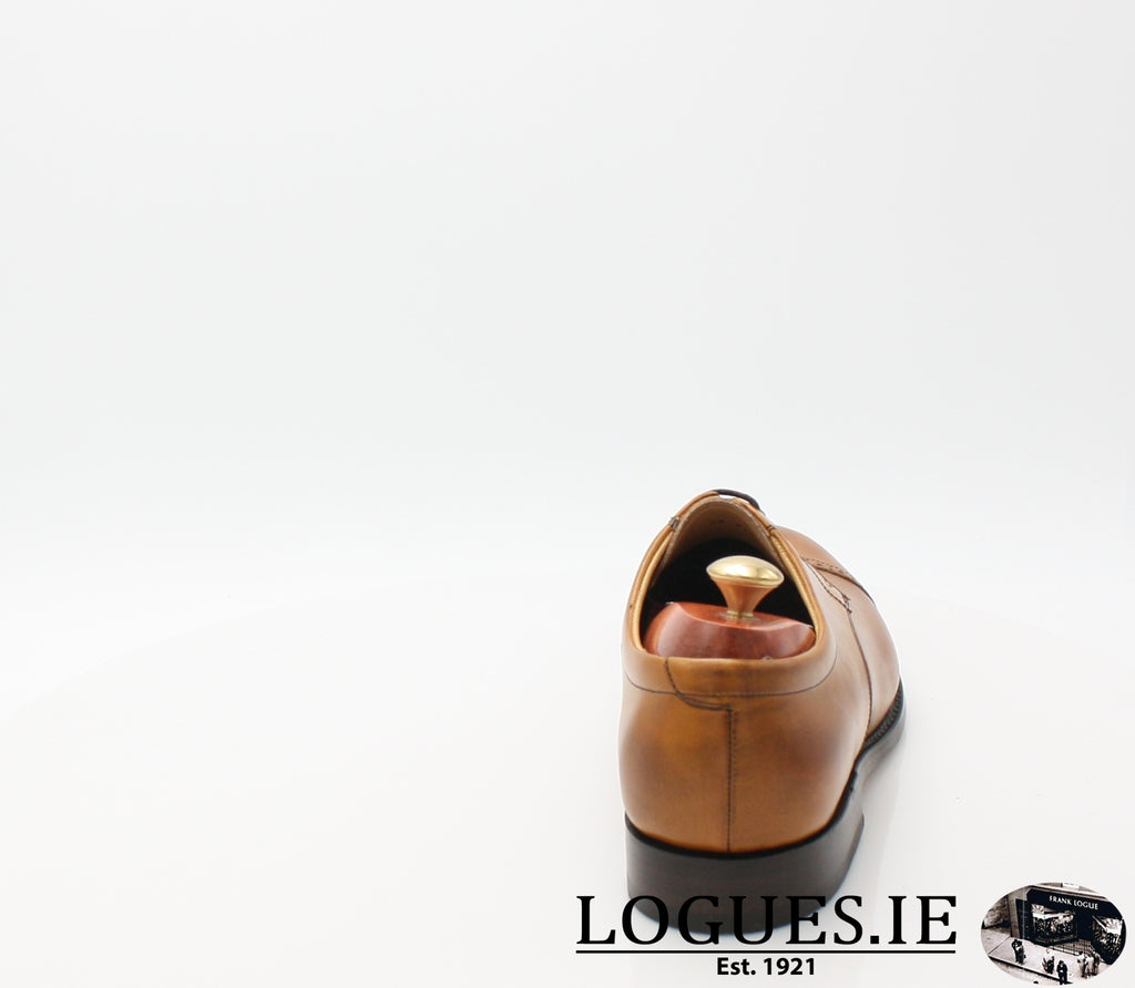 STAINES BARKER-Mens-BARKER SHOES-CEDAR-10.5-Logues Shoes
