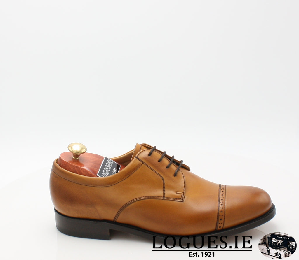 STAINES BARKER-Mens-BARKER SHOES-CEDAR-6-Logues Shoes