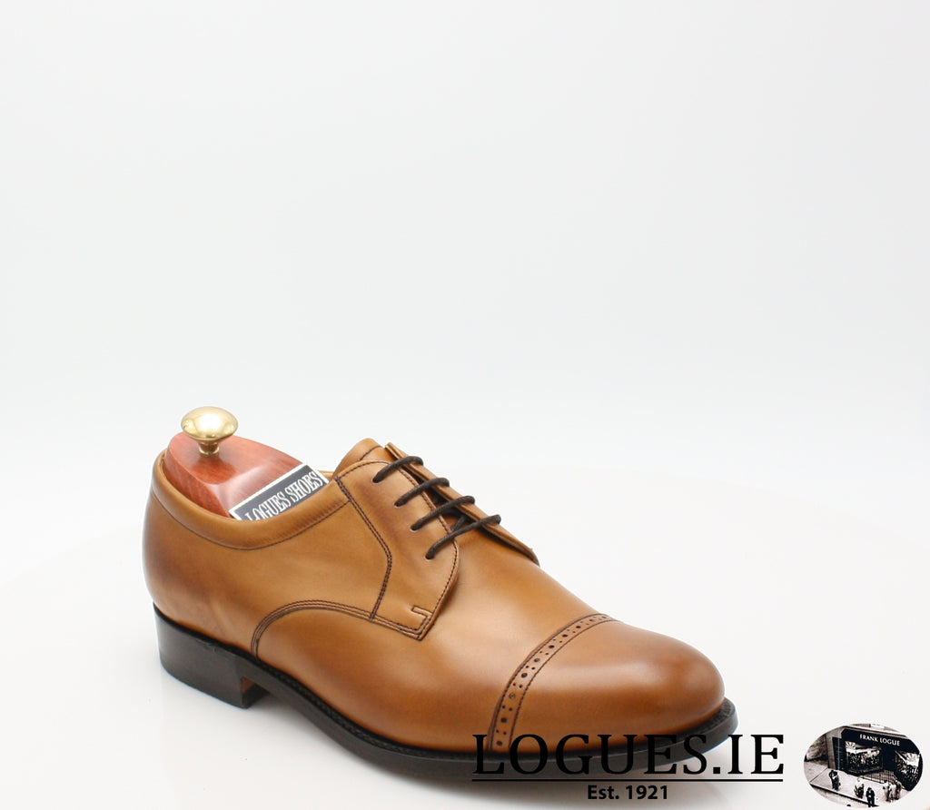 STAINES BARKER-Mens-BARKER SHOES-CEDAR-6.6-Logues Shoes