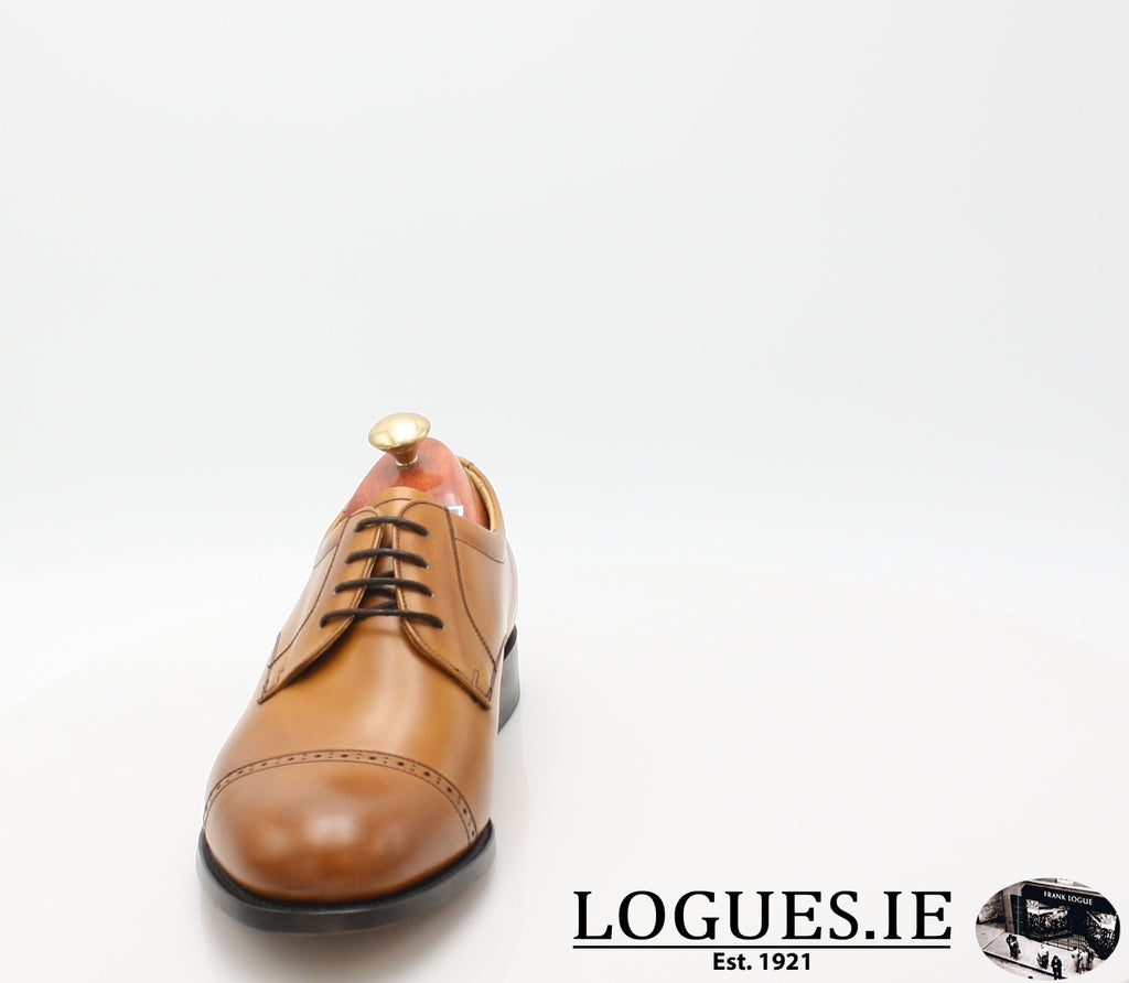 STAINES BARKER-Mens-BARKER SHOES-CEDAR-7.5-Logues Shoes