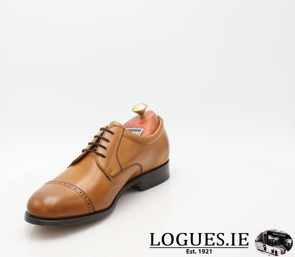 STAINES BARKER-Mens-BARKER SHOES-CEDAR-8-Logues Shoes