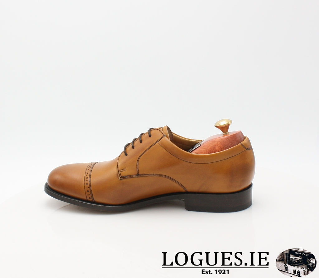 STAINES BARKER-Mens-BARKER SHOES-CEDAR-9-Logues Shoes
