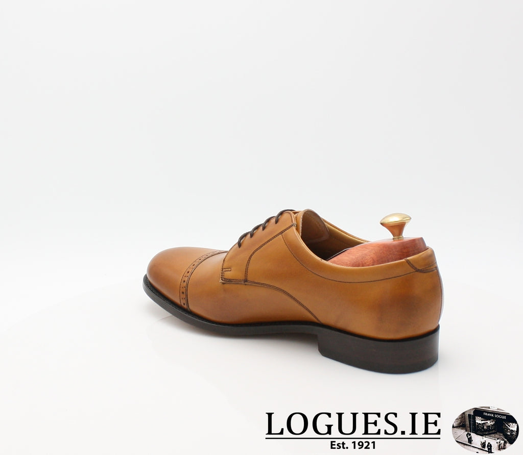 STAINES BARKER-Mens-BARKER SHOES-CEDAR-9.5-Logues Shoes
