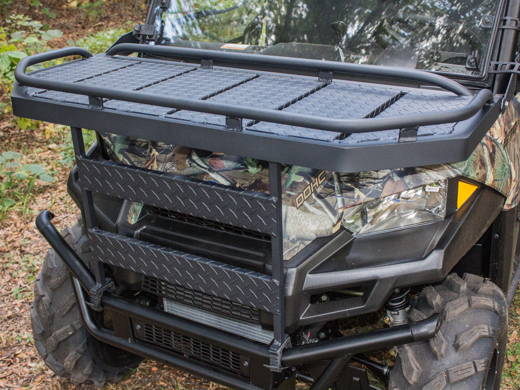 Front Rack For Polaris Ranger 2015+ Mid Size Standard And Crew Cab
