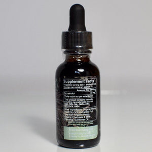 500mg Chocolate Mint Hemp Drops - FULL SPECTRUM