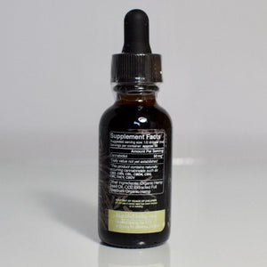 1500mg Natural Hemp Drops - FULL SPECTRUM