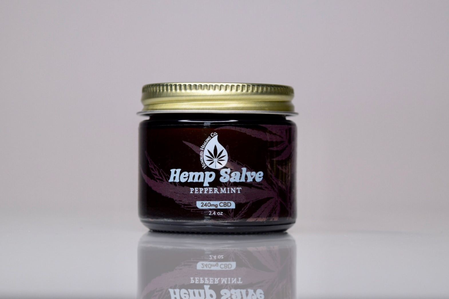 Peppermint Hemp Salve