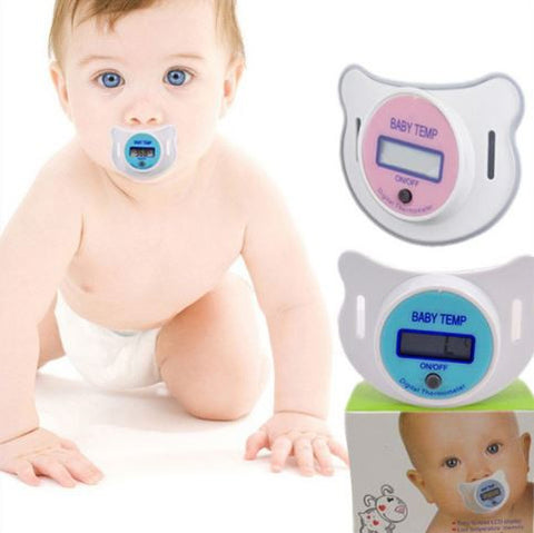 B1 - Baby Digital Pacifier Thermometer