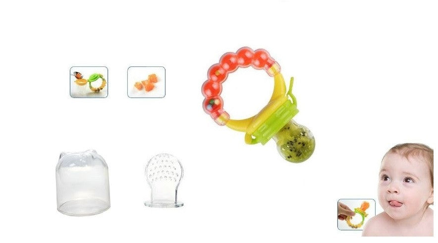 Silicone Baby Feeder & Teether