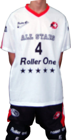 Maillot Gardien pour Match R1 - Rocking Skates - ROLLER ONE