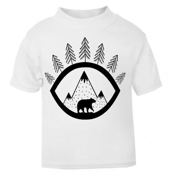 Into the Wild Kids Tee