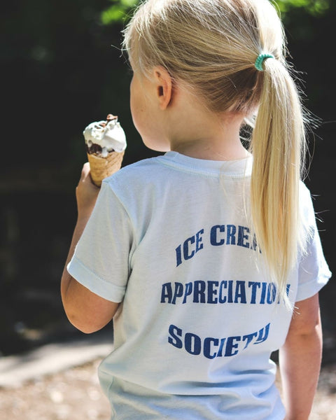 Ice Cream Appreciation Kids Tee
