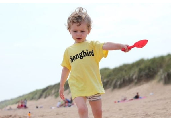'Songbird' Kids Tee