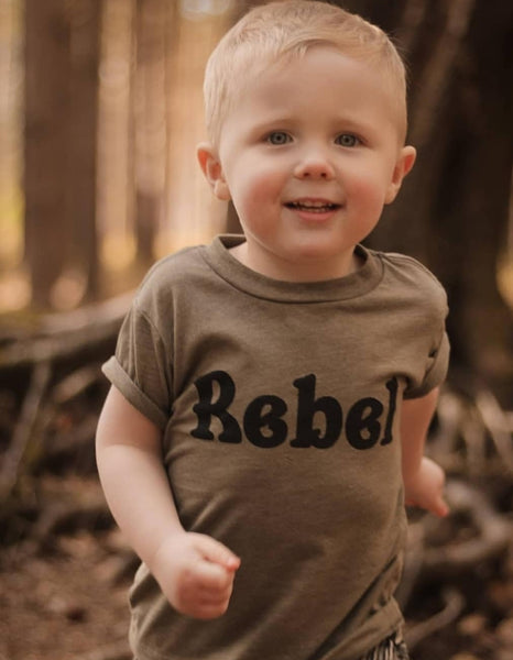 Rebel Kids Tee