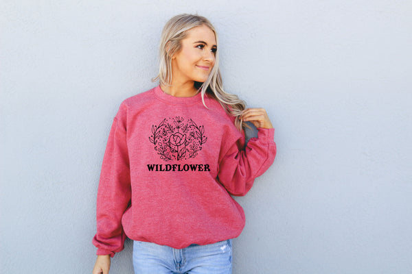 WildFlower Adult Sweater