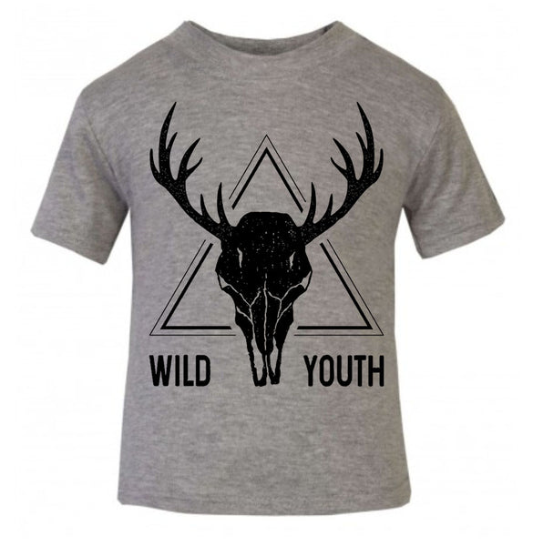 Wild Youth Kids Tee