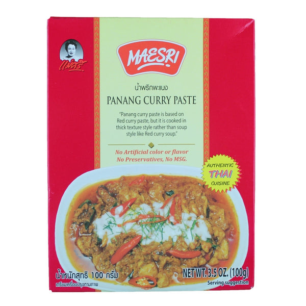 Panang Currypaste 100g Thai Dancer