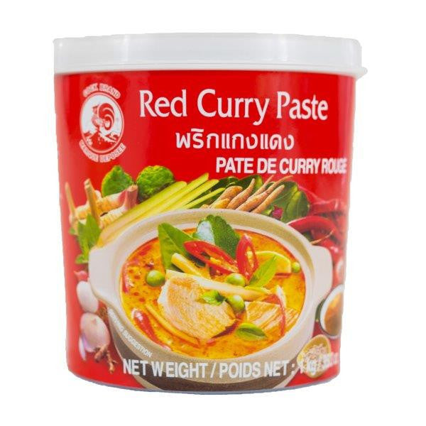 Roter Thai Curry 1kg Cock Brand