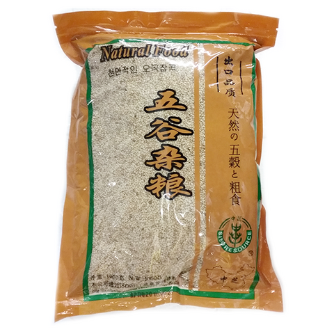 Toasted White Sesame China 1kg
