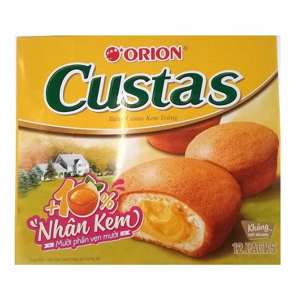 Custas Kuchen Orion 276g