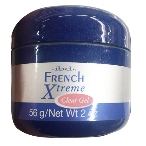 IBD French Xtreme clear gel 56g 2oz