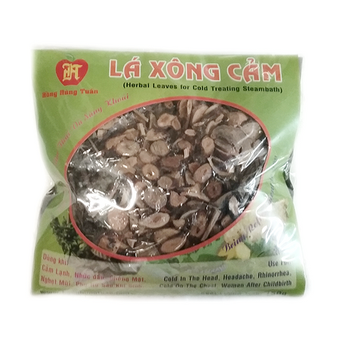Herbal Leaves Steambath Vietnam 150g - Lá xông cảm 150g