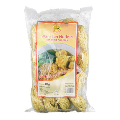 Wan-Tan Nudeln Lucky Food 400g