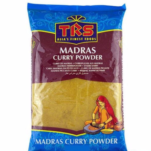 Madras Curry Pulver TRS 1kg