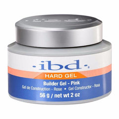 IBD Hard Gel Builder Gel Pink 56g