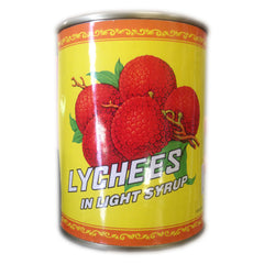 Lychees in Syrup 565g - Vải Hộp