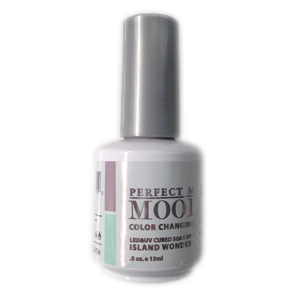 Perfect Match Farbwechsel-Nagellack Island Wonder - Sơn Móng Đổi Màu Perfect Match Island Wonder