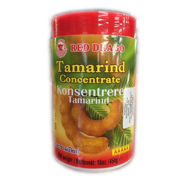 Tamarind Concentrate Red Dragon 454g - Nước me chua 454g
