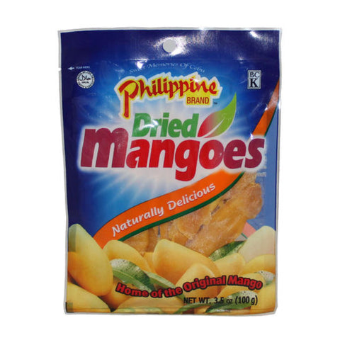 Dried Mangoes 100gr- Xoài sấy Philipines 100gr