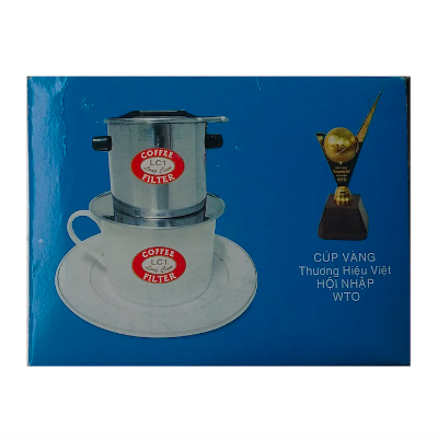 Coffee Filter Long Cam 50g