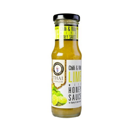 Chilli, Zitrone & Honig Sauce Thai Dancer 150ml