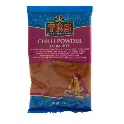 Chilipulver hot-Bột ớt cay 100g TRS