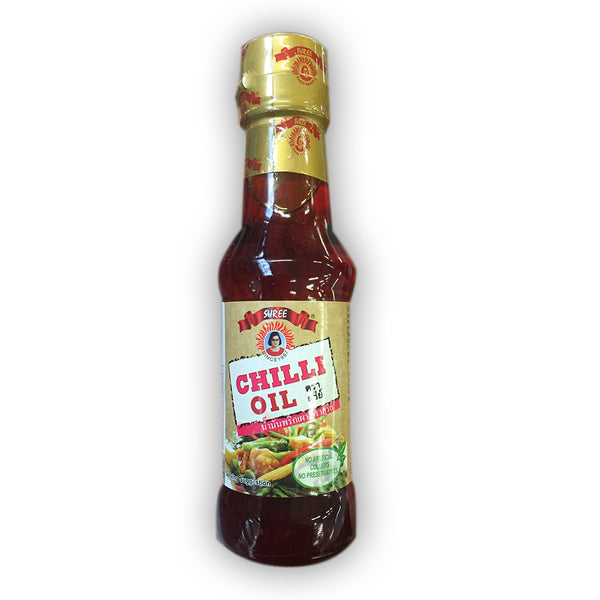 Chiliöl Suree 150ml/135g - Dầu ớt 150ml/135g