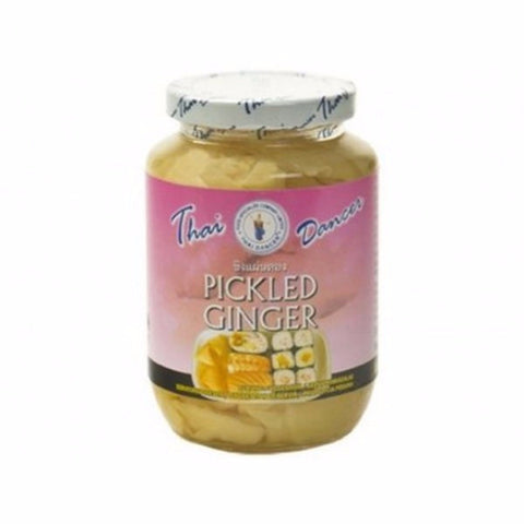 Eingelegter Ingwer Thai Dancer 50g