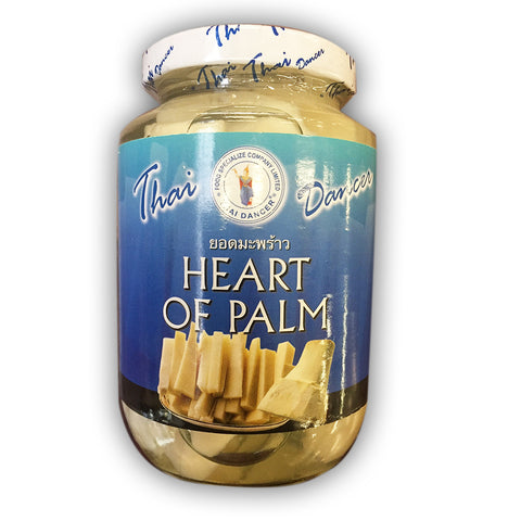 Heart of Palm in water Thai Dancer 454g - Củ hũ dừa