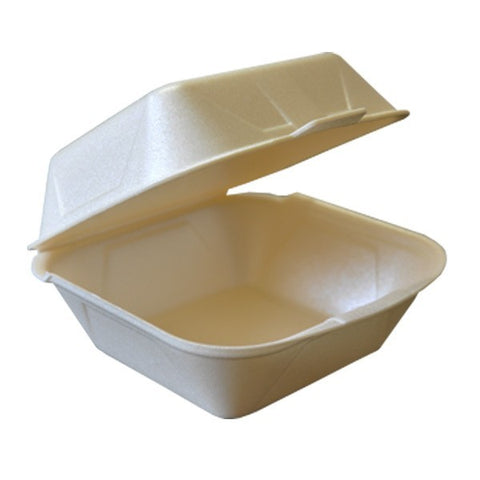 007 Hamburger Box IP 6, 500 St/kt- Hộp Xốp Hamburger IP6