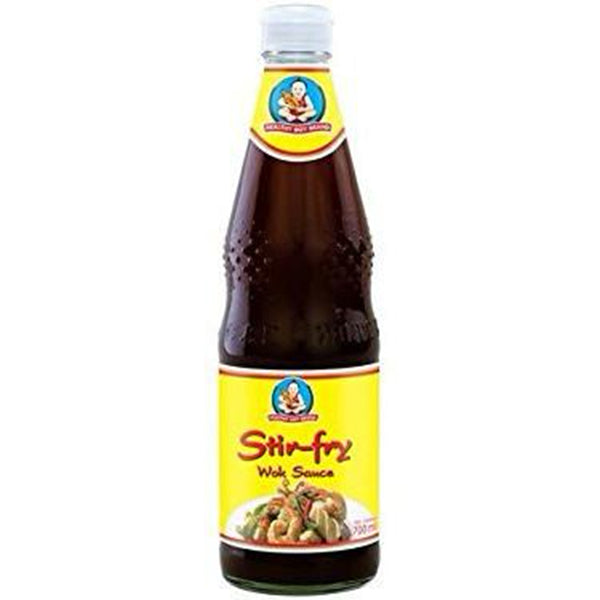 Stir Fry Wok Sauce - Sốt đen 700ml Healthy Boy