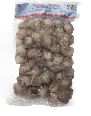 Asian Pearl Baby Octopus 1kg-  Bạch tuộc con 1kg