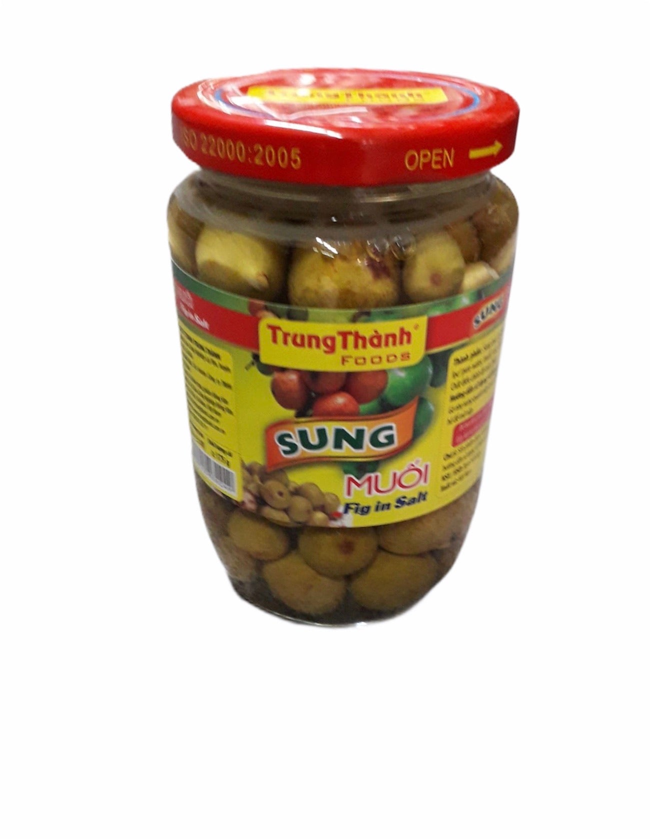 Feige in Salz Trung Thanh 500g- Sung muối Trung Thành 500g