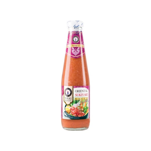 Sukiyaki Sauce Thai Style 300ml Thai Dancer- Tương ớt Sukiyaki 300ml Thai Dancer