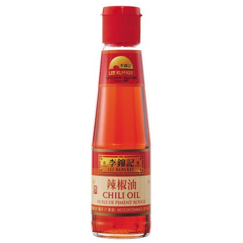Chili-Öl Lee Kum Kee 207ml